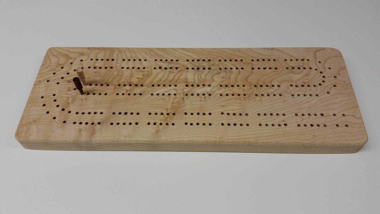Cribbage Board 2015