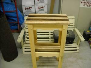 Cutting Board Table 3