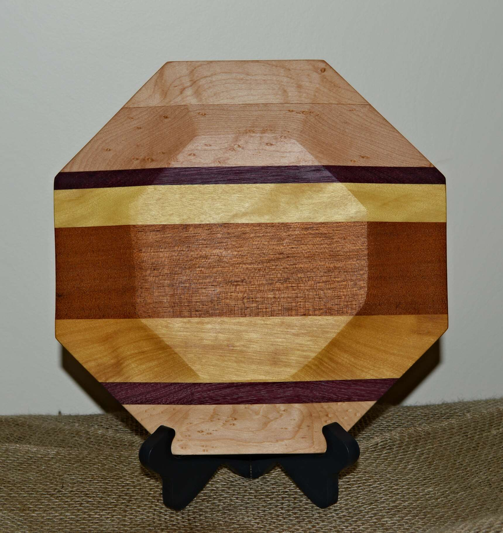 Octagon Serving Platter_Small $20_item